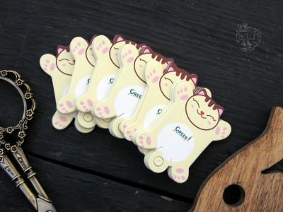 Бобинки картонные «Котики»